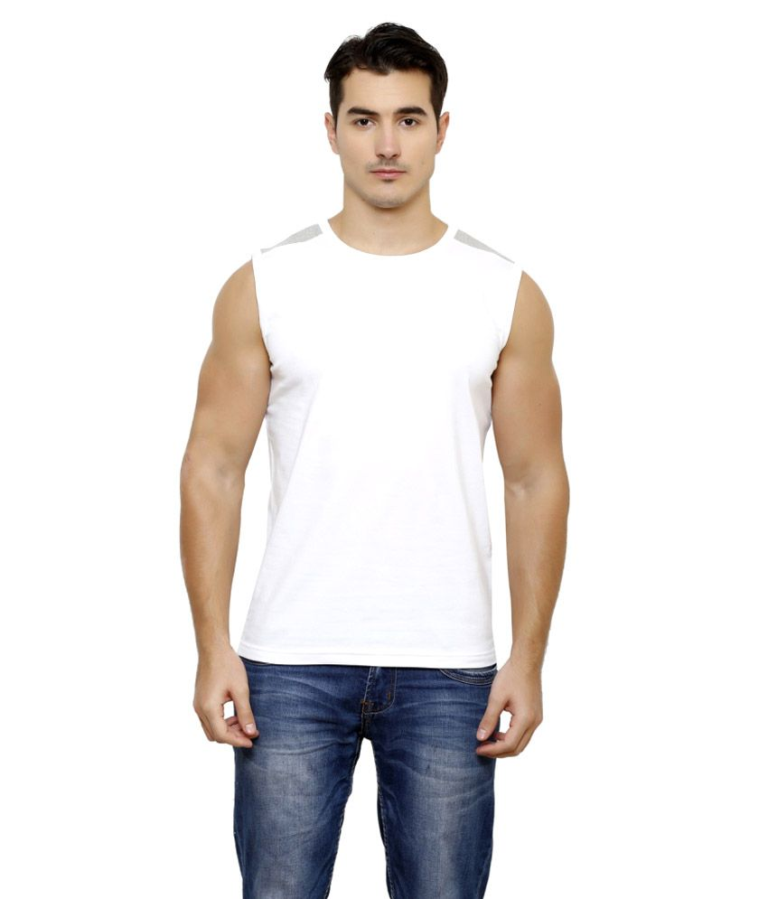 Casual Tees White T Shirt