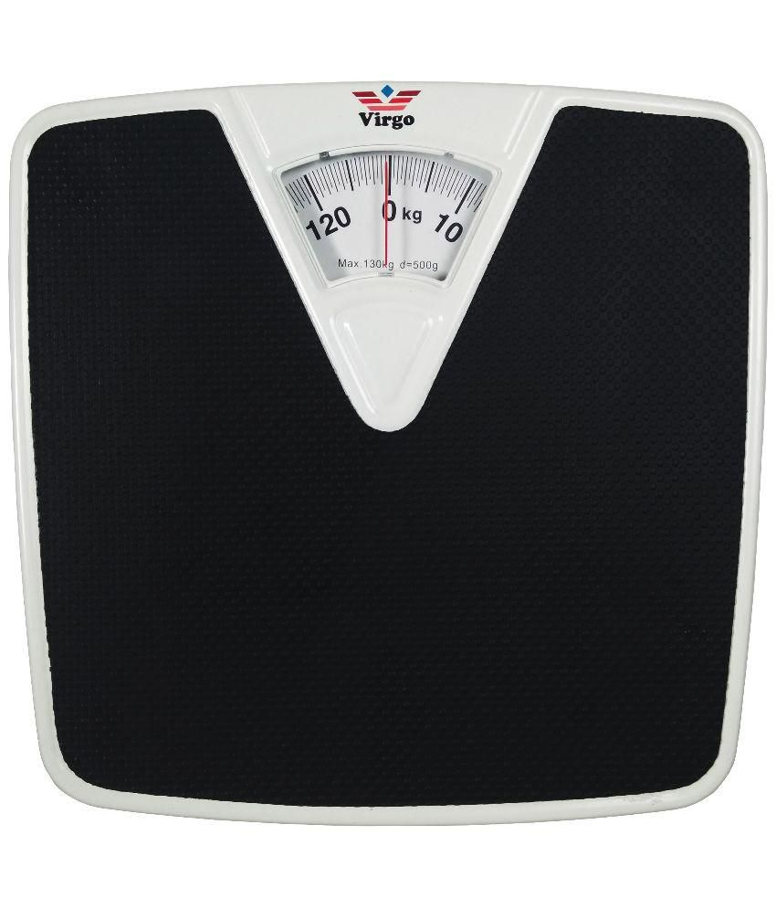 GVC Iron Analog Manual Fitness Weighing Scale