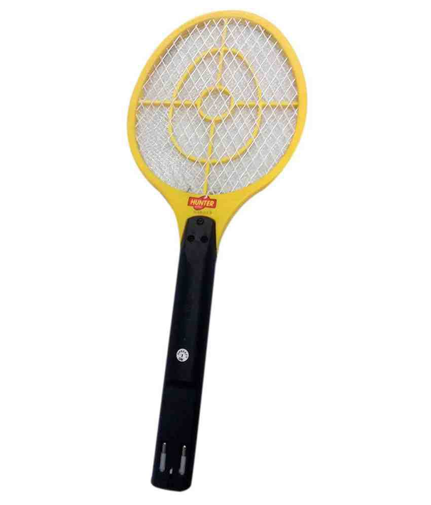 Hunter Mosquito Killer Bat Rechargeable Racket Zapper Yellow Buy