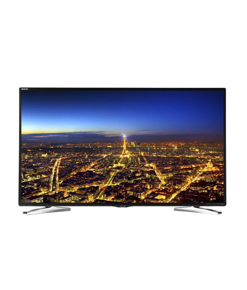 Mitashi MiDE055v02 139.7 cm (55) Full HD Smart (FHD) DLED Television with FREE air mouse and 3 years warranty