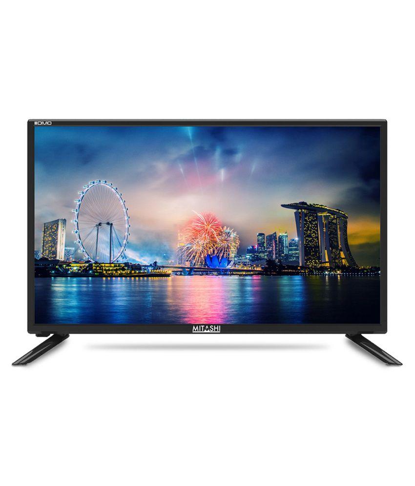 Mitashi MiDE032v18 81 cm (32) HD Ready DLED Television