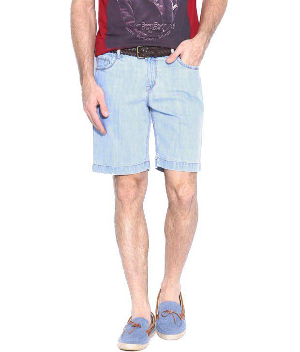 Hubberholme Blue Shorts