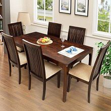 Captivating Quick View. Ethnic Handicrafts Elmond 6 Seater Dining Set ...