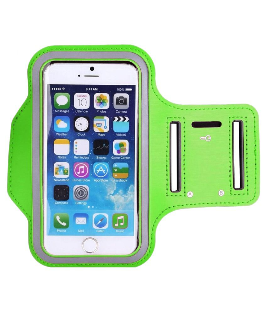 Go Crazzy Arm Band Case For Amazon Fire Phone - Green