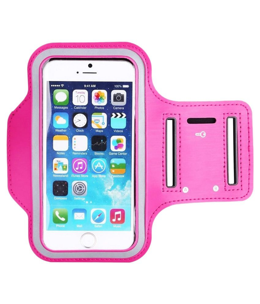 Go Crazzy Arm Band Case For Amazon Fire Phone - Pink