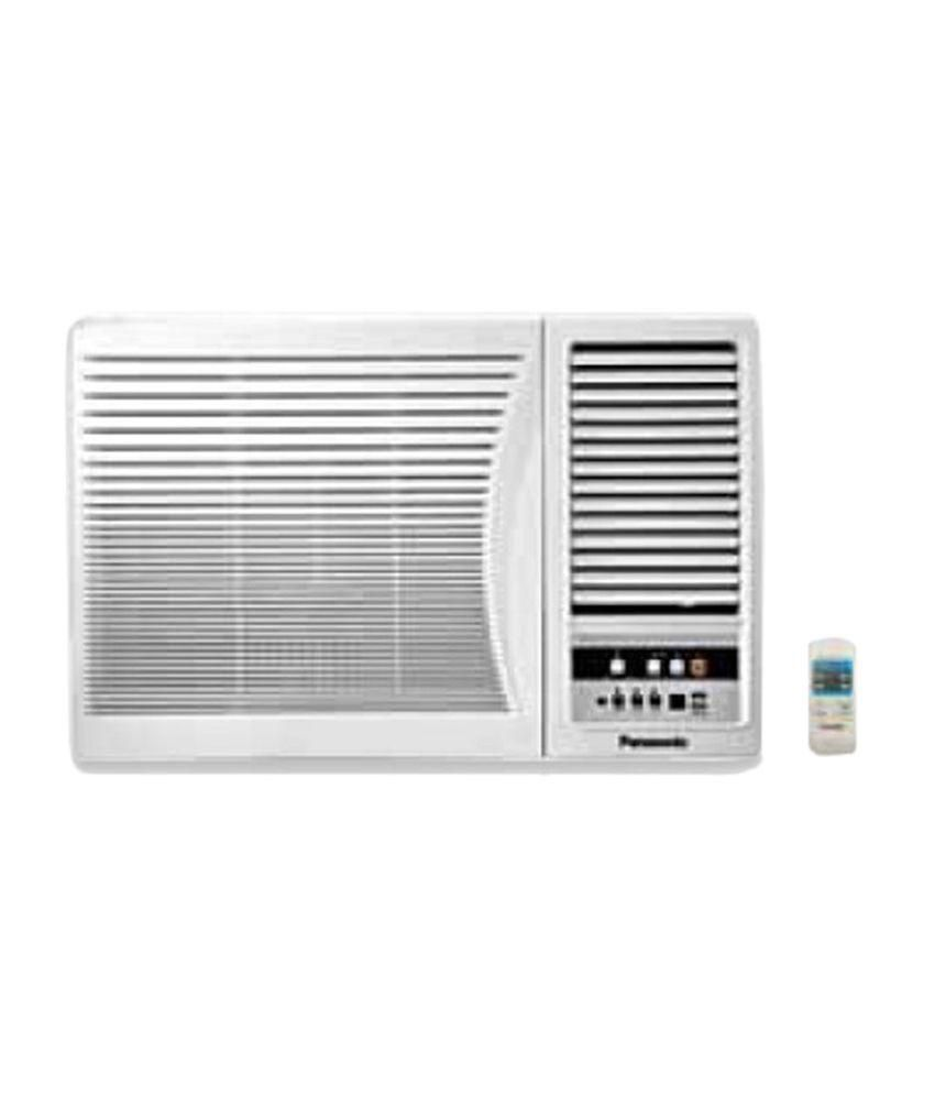 Panasonic 1 ton 2 star cw uc1216ya window air conditioner for 1 ton window ac