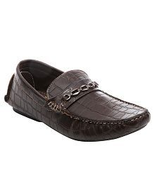 Bacca Bucci Brown Loafers