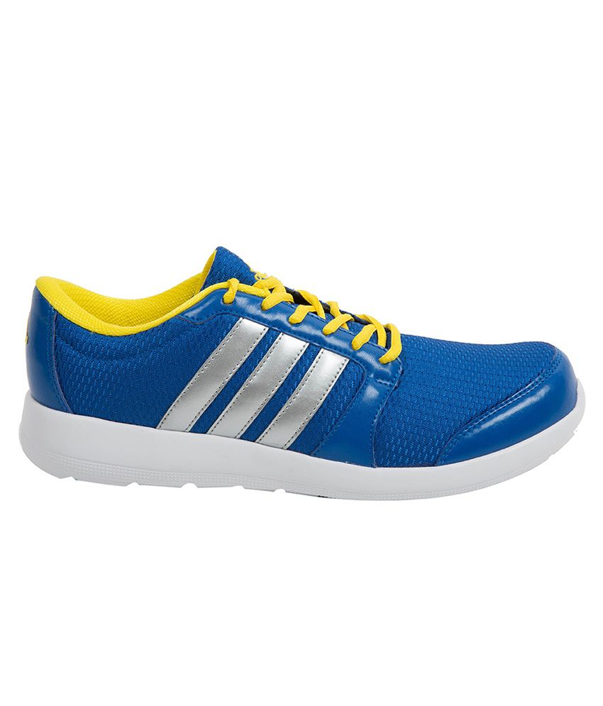 Adidas Hellion M Running Shoes Blue