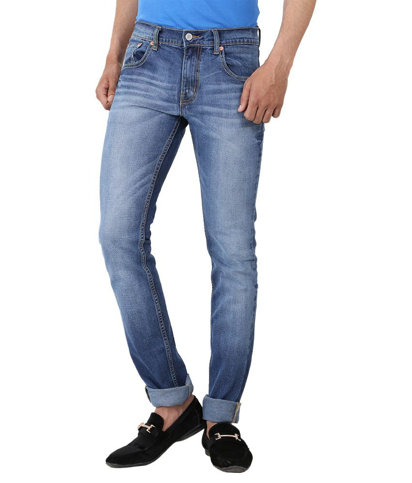 Levi's Blue Slim Fit Jeans