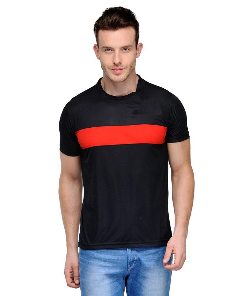Switz Inc Black T Shirts