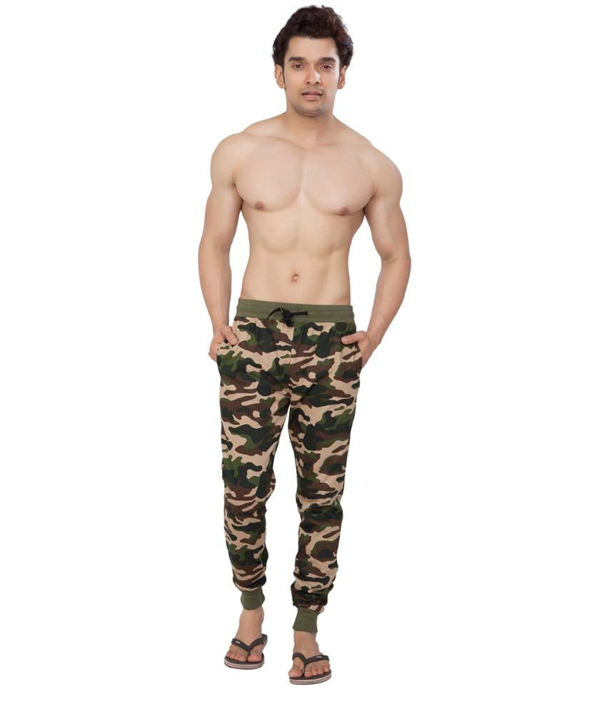 Clifton Fitness Men's Track Pant Slimfit -Charcoal Melange