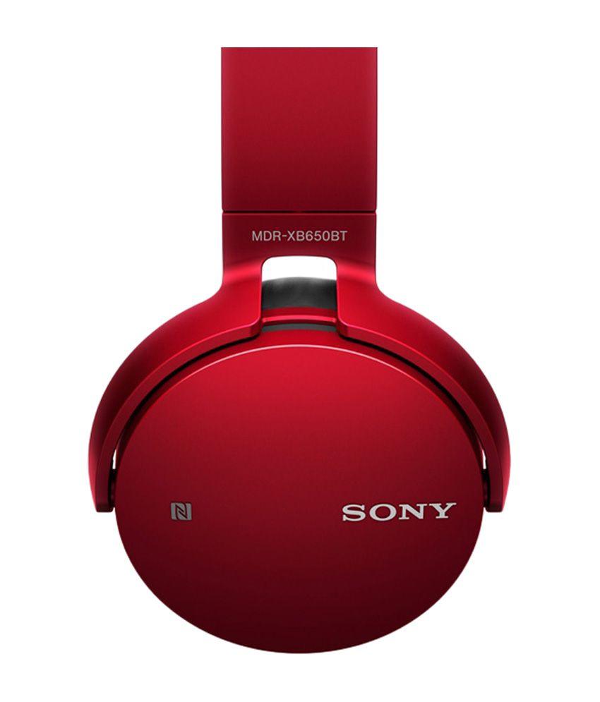 6ea26374377 ... Sony MDR-XB650BT On-Ear Extra Bass(XB) Headphones with Bluetooth ...