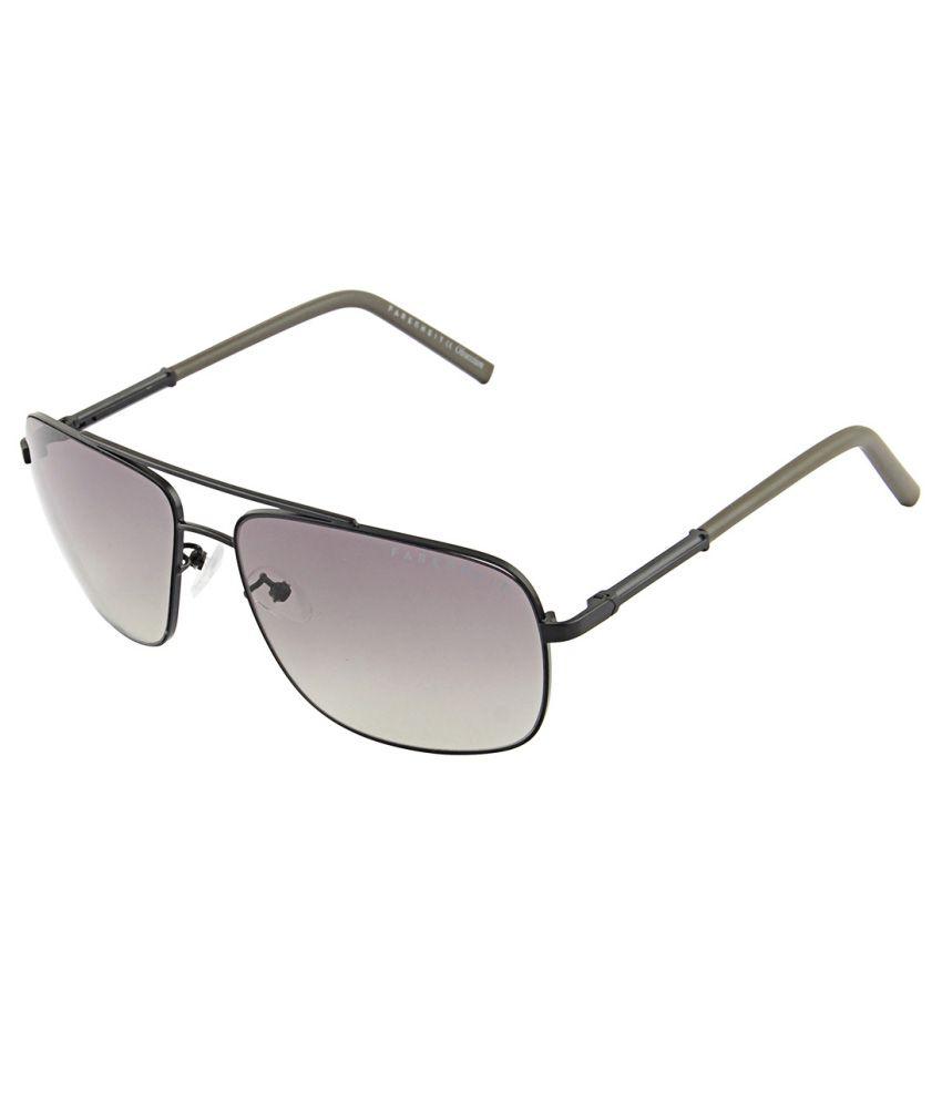 Farenheit Green Square Sunglasses