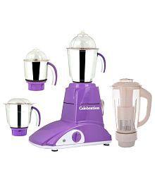 Celebration Cel-MG16-98 Juicer Mixer Grinder Violet