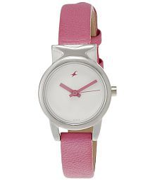 Fastrack Pink Analog Wrist Watch for Women