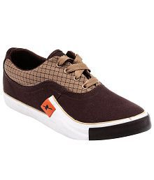 Sparx Brown Lifestyle & Sneaker Shoes