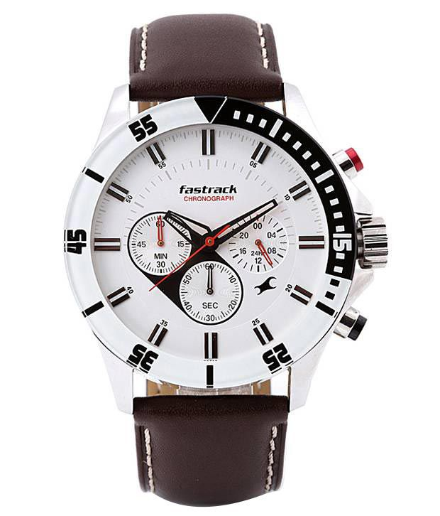 Fastrack ND3072SL01 Men's Watch