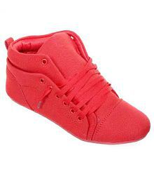 Darling Deals Red Sports Shoes