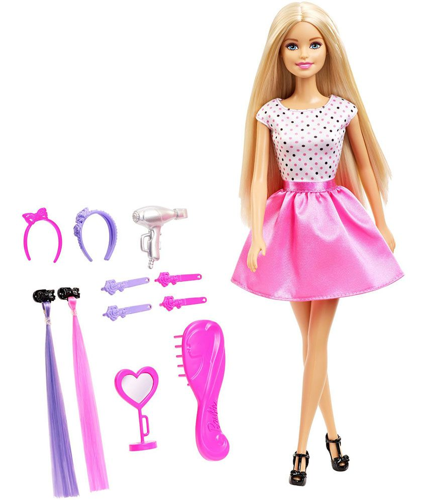 Barbie hair styling set buy barbie hair styling set - Image de barbie ...