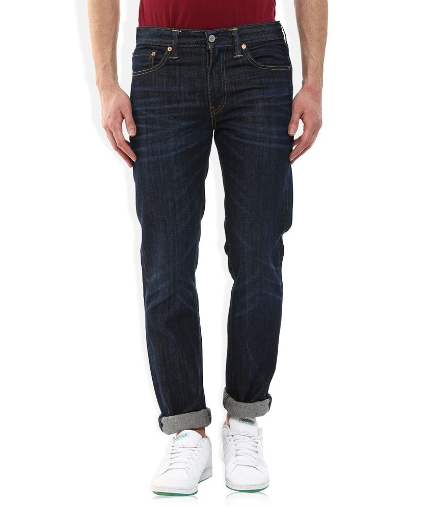 Levi's Blue Slim Fit Jeans 513