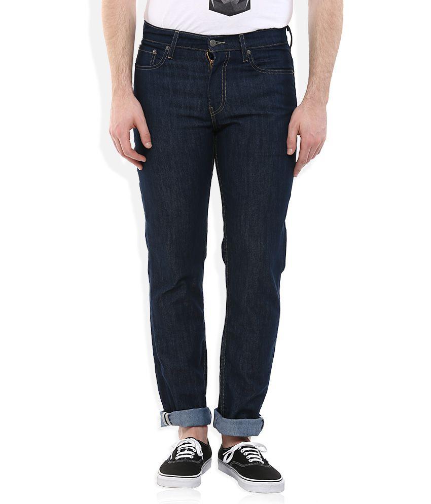 Levi's Blue Slim Fit Jeans 513