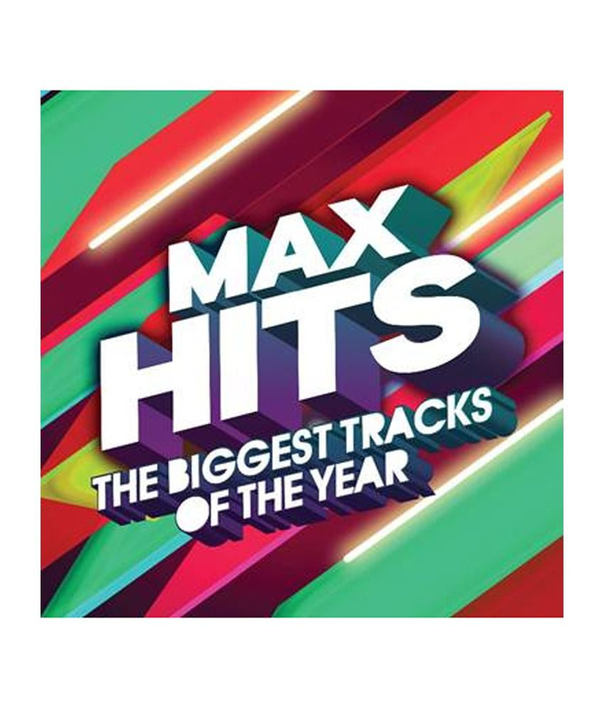 Max Hits Audio CD English
