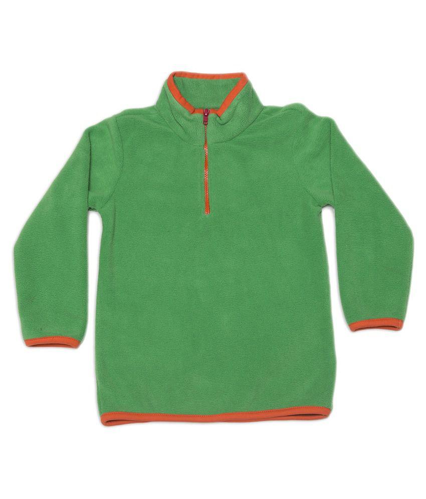 Nino Bambino Green Sweatshirt