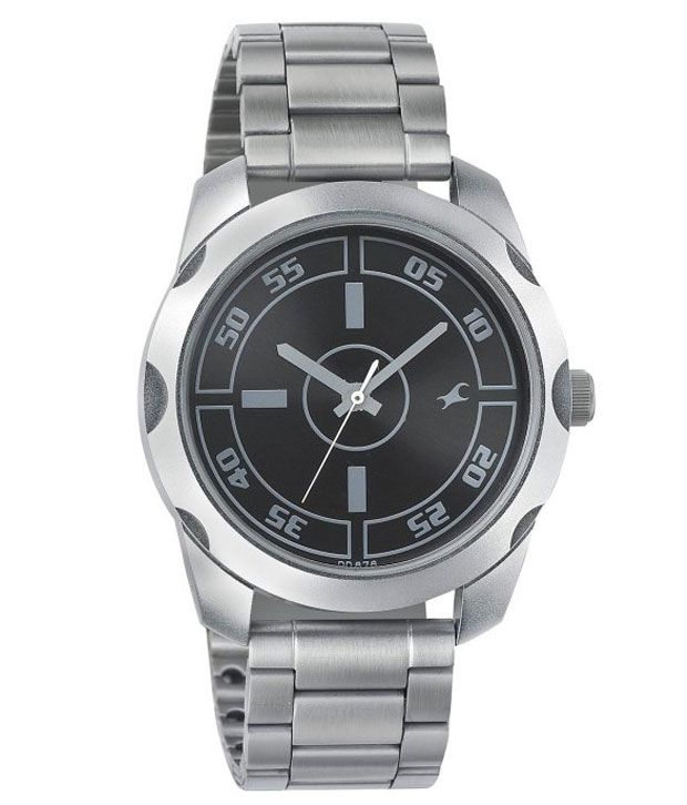 542cb665b7b Speed Time Silver Stainless Steel Analog Watch - Buy Speed Time Silver  Stainless Steel Analog Watch Online at Best Prices in India on Snapdeal