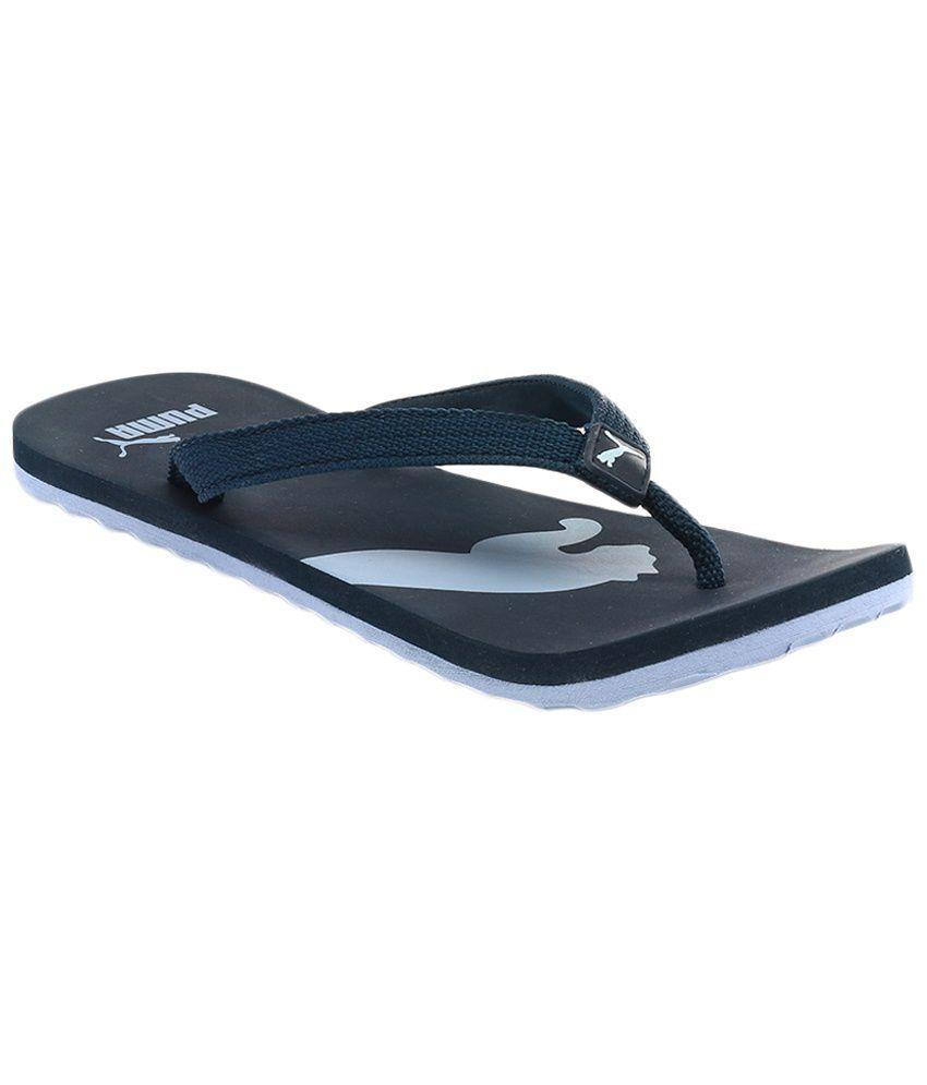 Puma Atlanta Blue Slippers