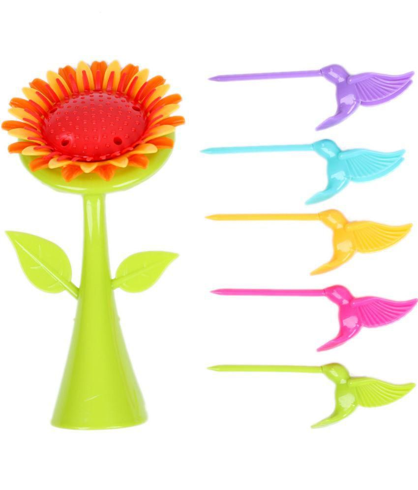 NAVISHA Plastic Fruit Fork Best Price in India on 27th ...