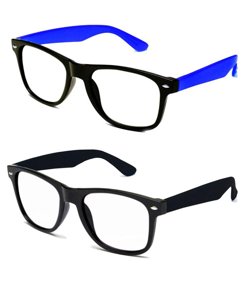 Shoaga Clear Oval Sunglasses