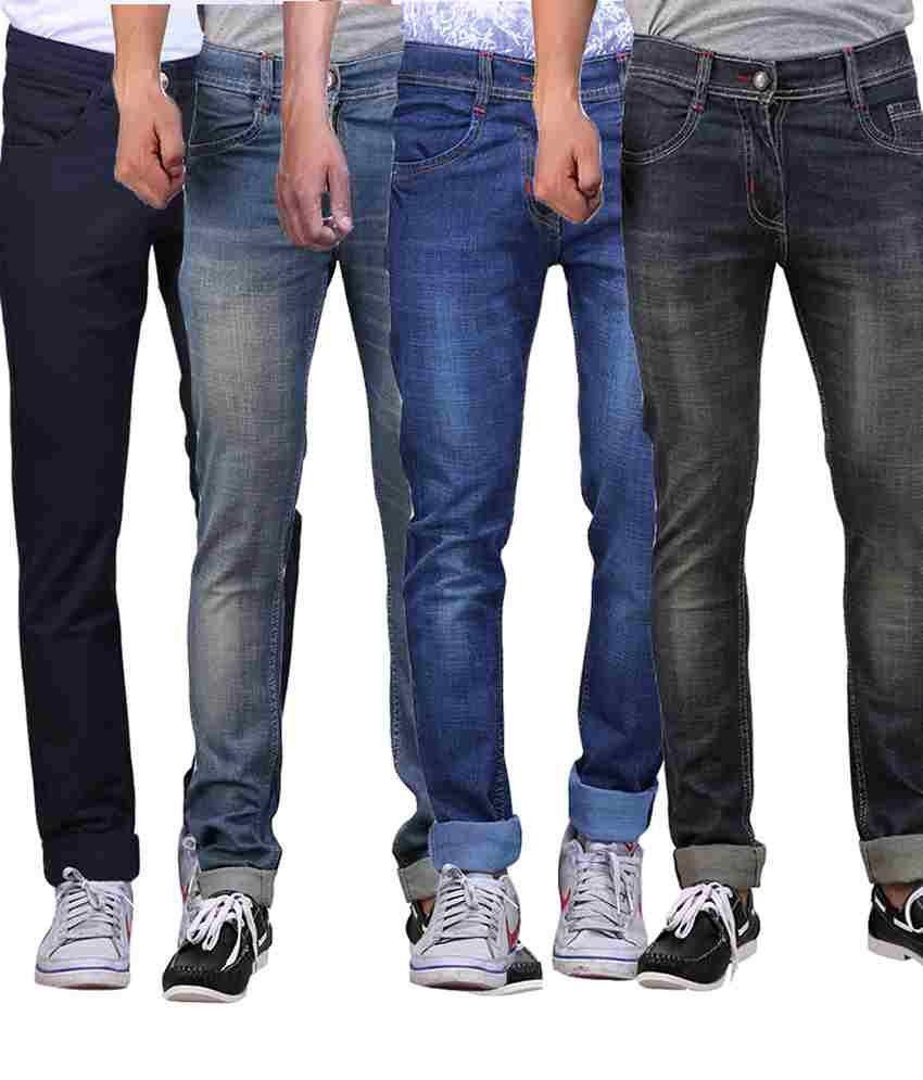 X-Cross Multi Slim Fit Jeans