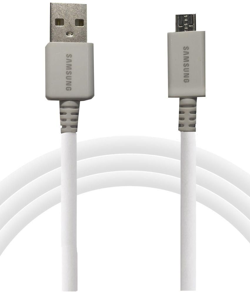 Samsung USB Data Cable White 1 Meter