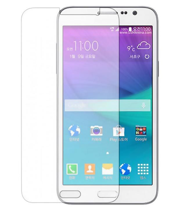 Samsung Galaxy Note 3 Tempered Glass  Screen Guard by Mahadev Diamonds
