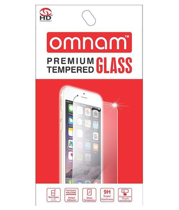 Sony Xperia Z3 Tempered Glass Screen Guard by Omnam
