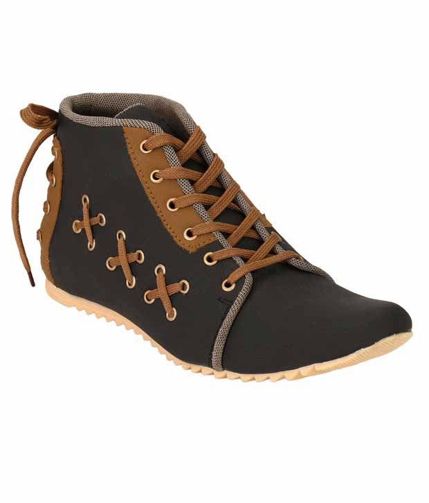 Black Field Black Lifestyle Shoes