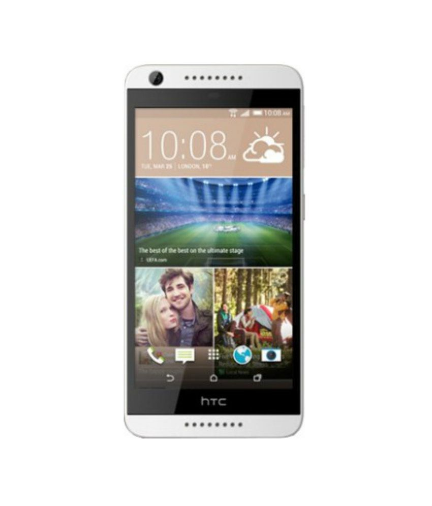 HTC ( 16GB , 2 GB ) White Birch