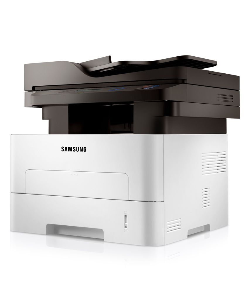 Samsung - SL-M2876ND/XIP Multi-function Laser Printer