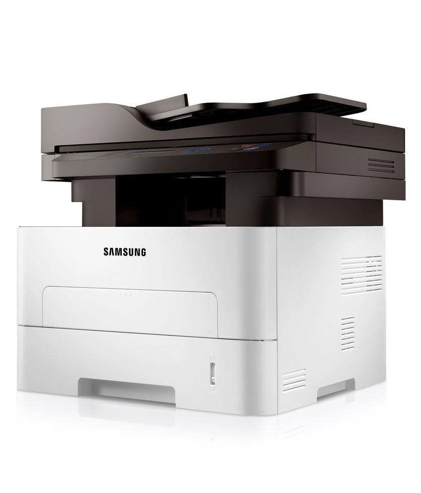Samsung - SL-M2876ND/XIP Multi-function Laser Printer