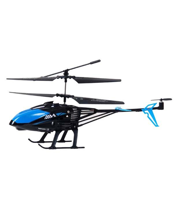 Azi Multicolor Plastic & Metal Infra Red Sky Hawk 3.5 Channel Helicopter
