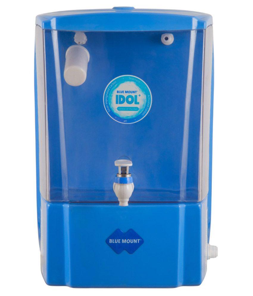 Blue Mount 10-15l BM22 Manual RO Water Purifier