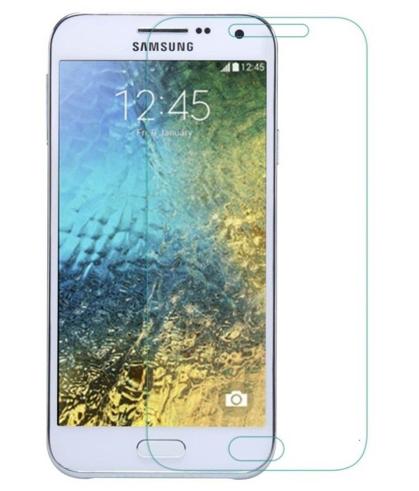 Samsung Galaxy Core I8260 Tempered Glass Screen Guard by Parrk