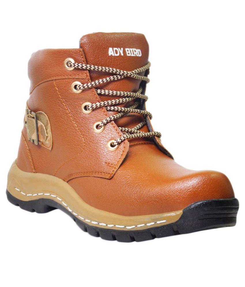 ADYBird Tan Boots