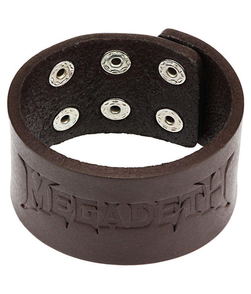 VTC   Stylish Punk  Bikers Original Leather Bracelet