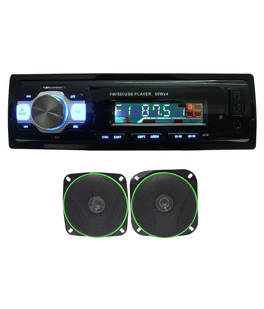 Car Usb Audio Player Price In India