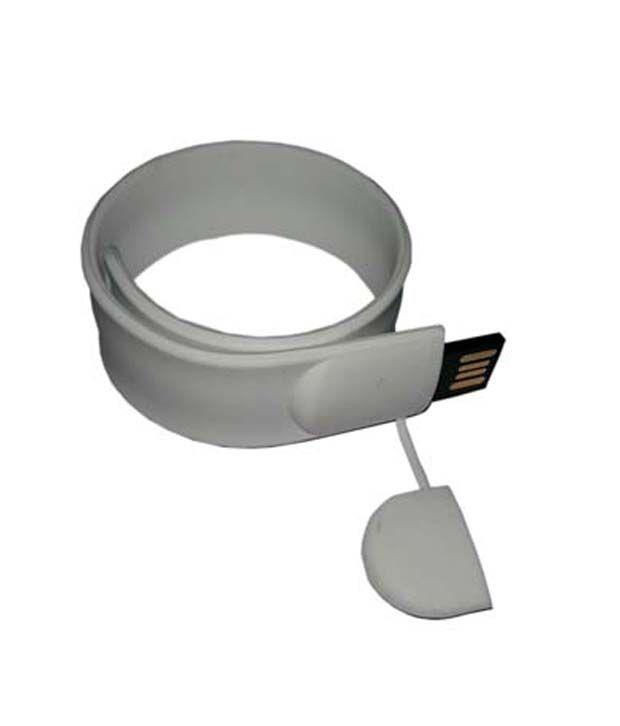 Flipfit MNU9 32 GB Wristband Pendrive White