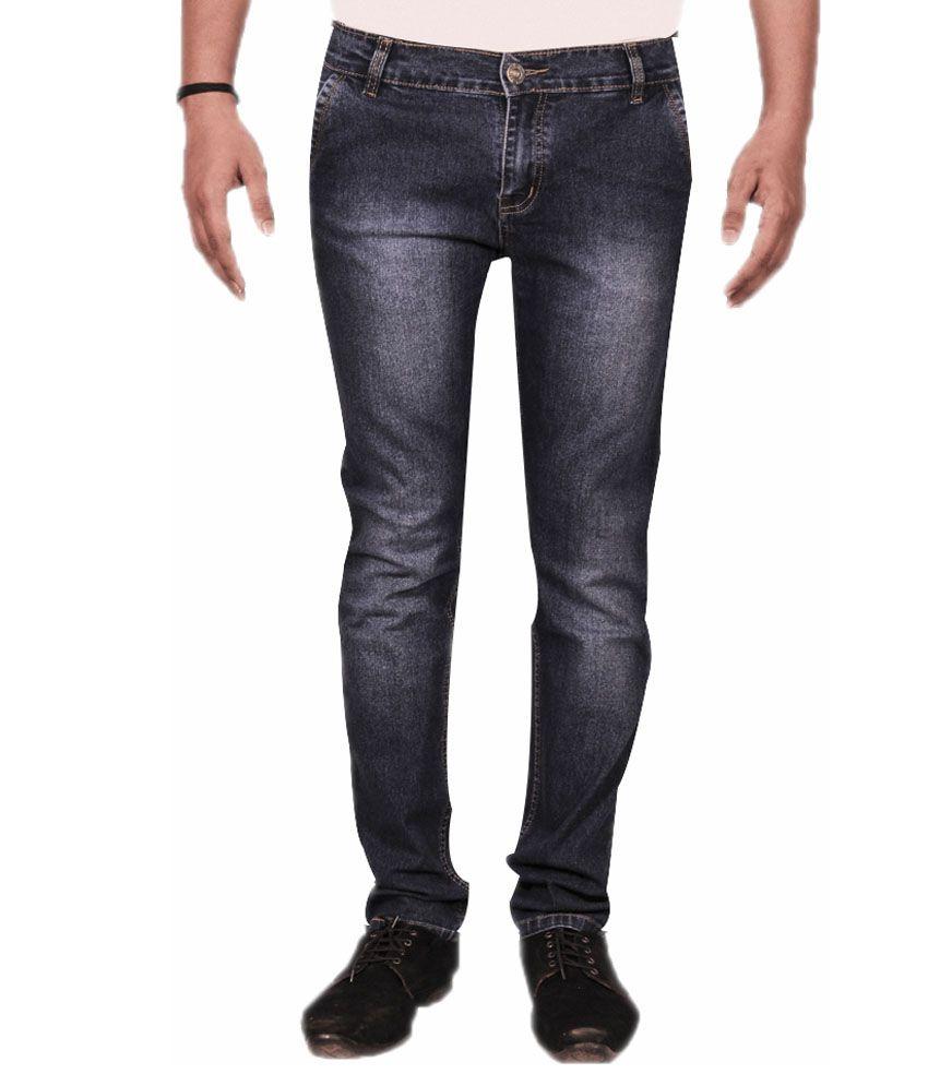 Fuego Blue Regular Fit Jeans