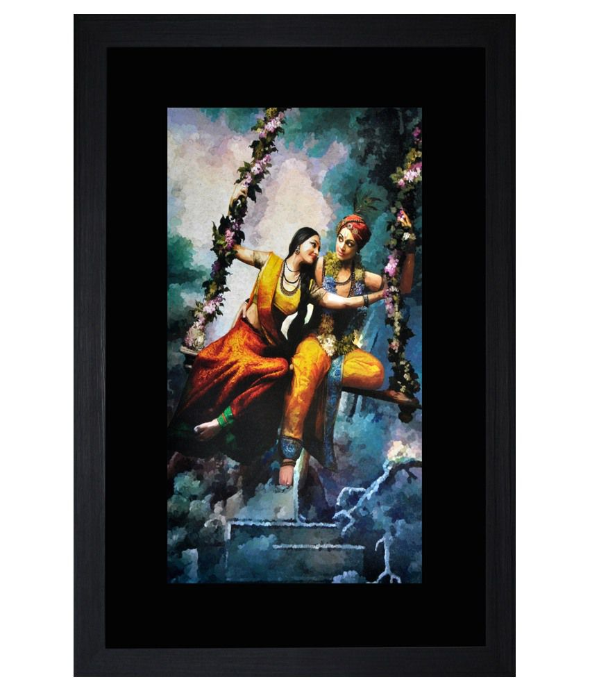 SAF Wooden Religious Painting