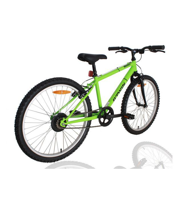 39d4f45af BTWIN Rockrider 100 Kids Cycle By Decathlon  Buy Online at Best ...