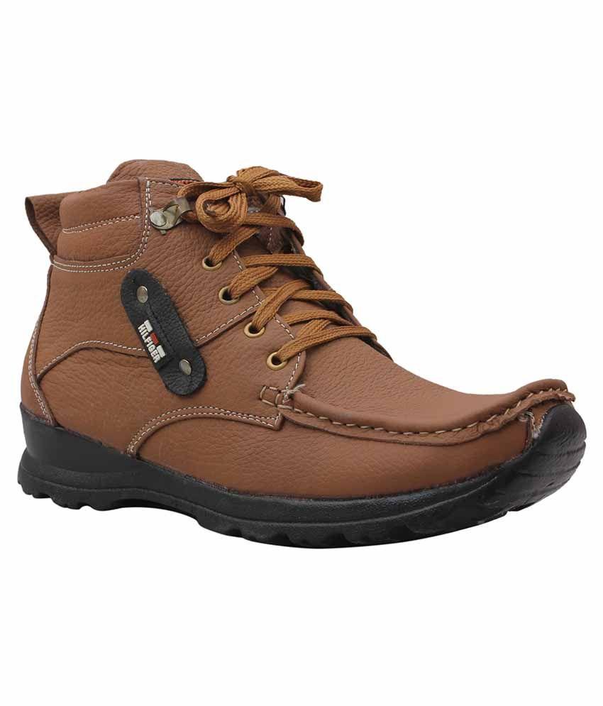 Vaova Tan Boots